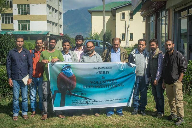 Srinagar workshop