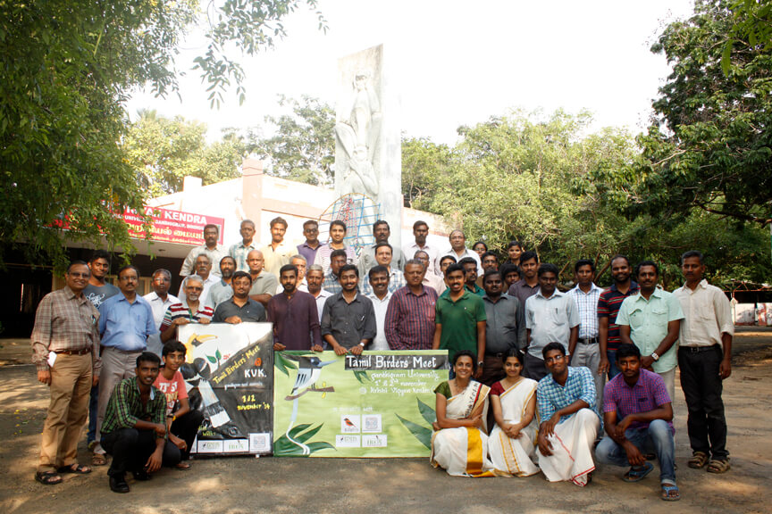 Tamil Birders Meet 2014