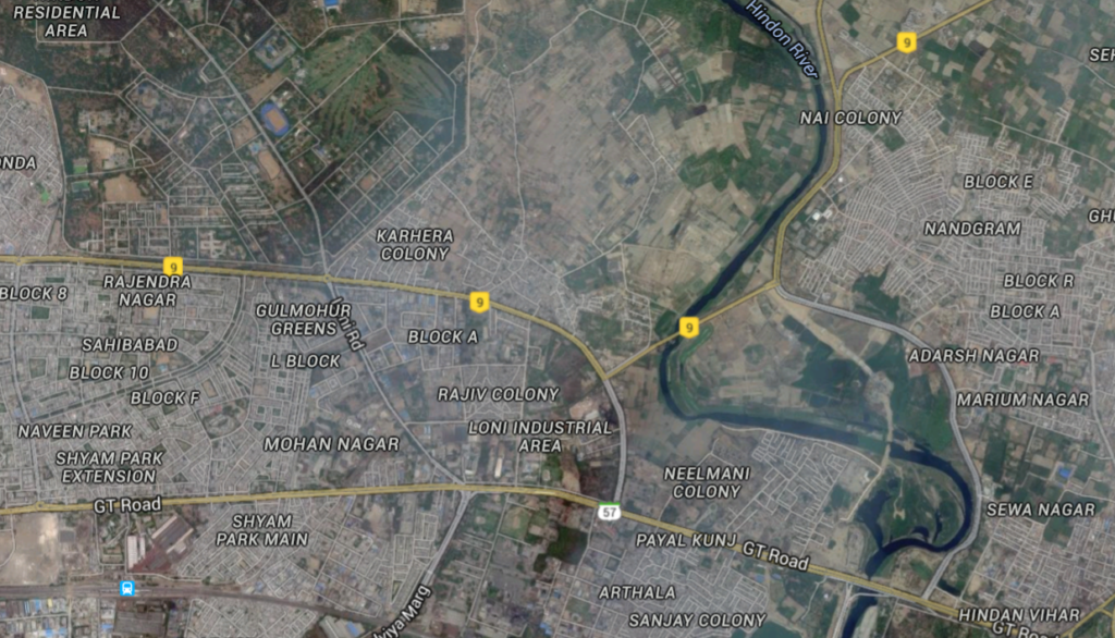 Choose a Patch using Google Maps