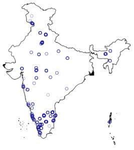 Campus Bird Count 2018 Results Bird Count India