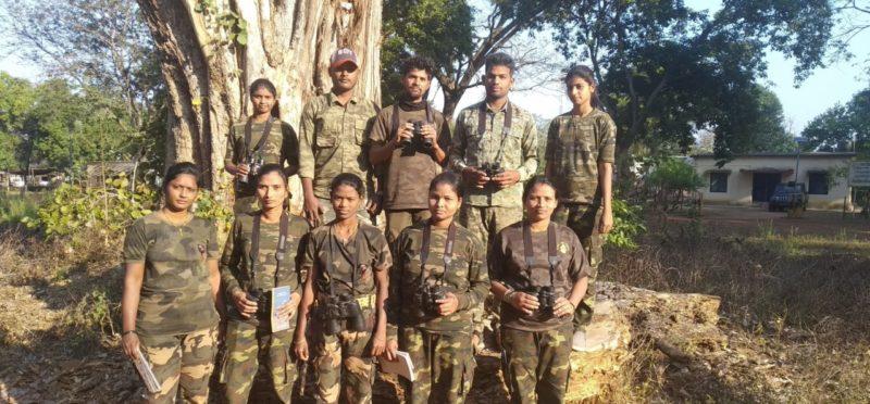 Tadoba's Women Birding Squad